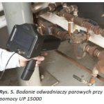 Instrumenty Ultraprobe,