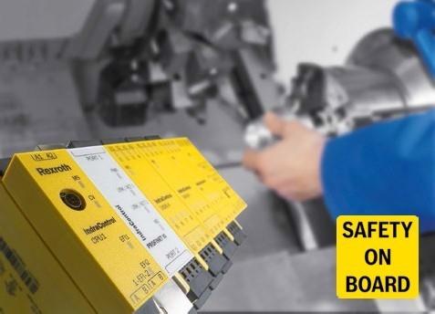 Systemy bezpieczeństwa w przemyśle