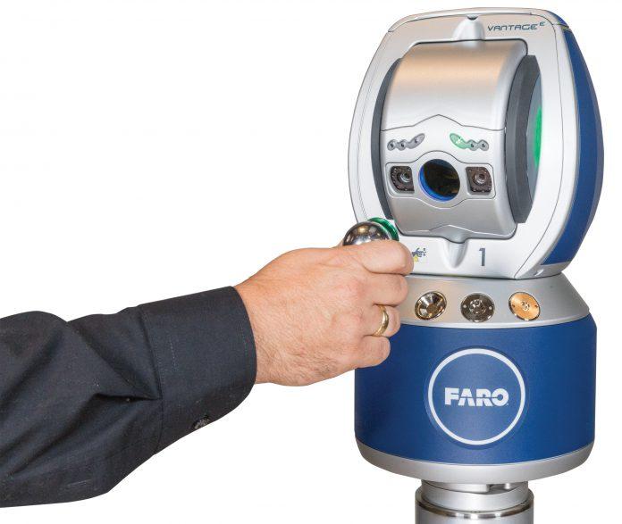 Laser Tracker Vantage