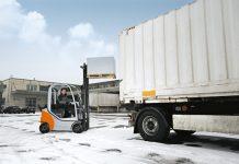 pracowników i infrastrukturę zimą
