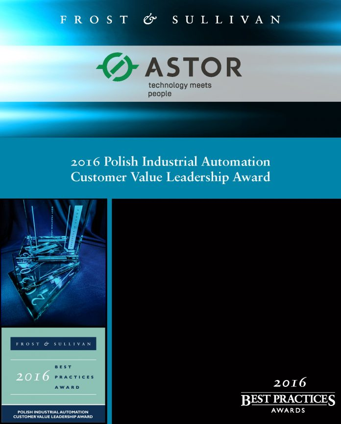 ASTOR liderem polskiej automatyki