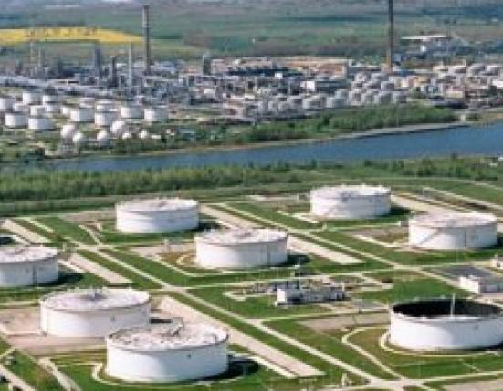 nowe magazyny na ropę naftową