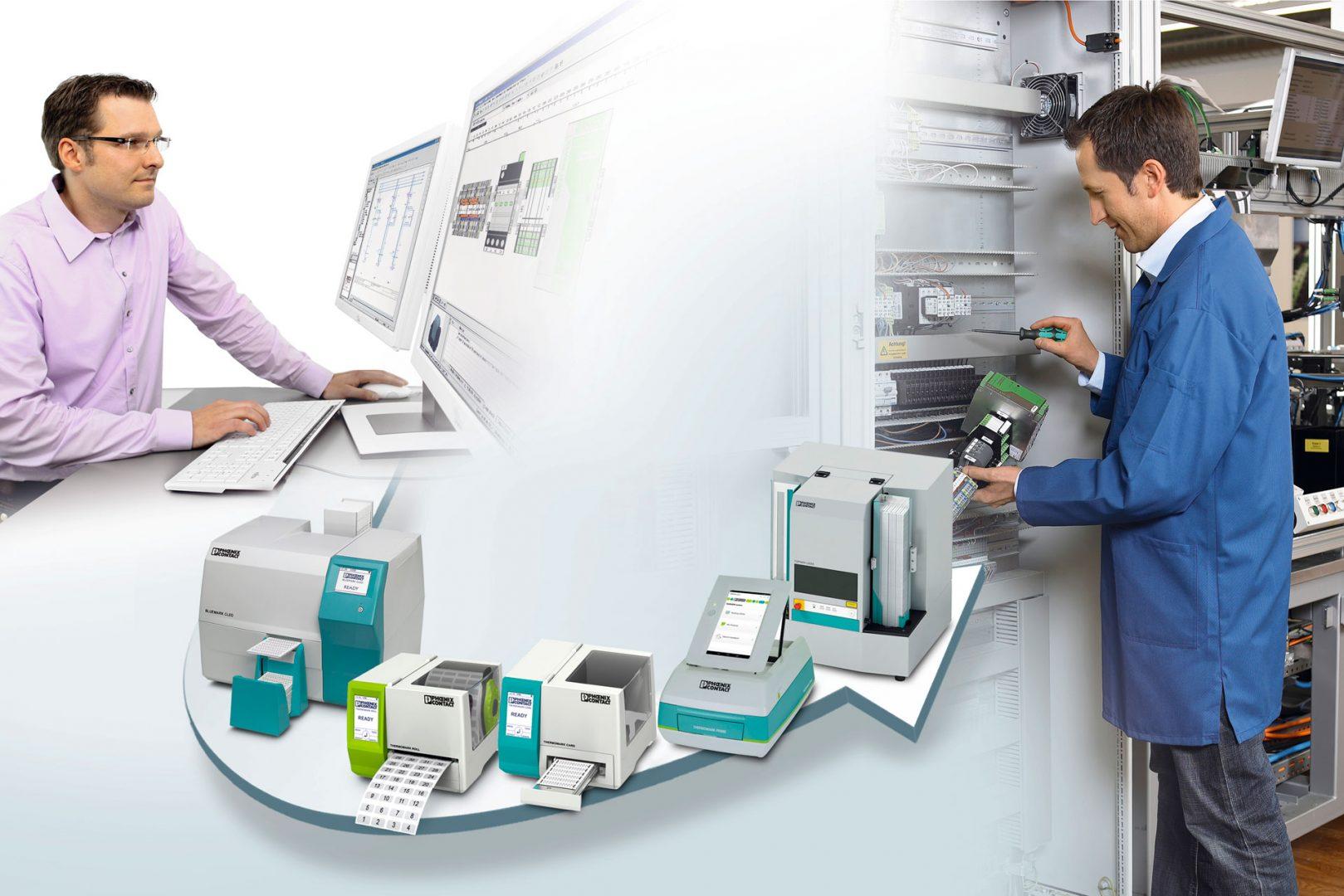 Od planowania do montażu, zintegrowane rozwiązania dla planowania i etykietowania zmniejszają koszty techniczne i koszty związane z występowaniem błędów.