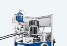 Inteligentny zasilacz hydrauliczny ABPAC