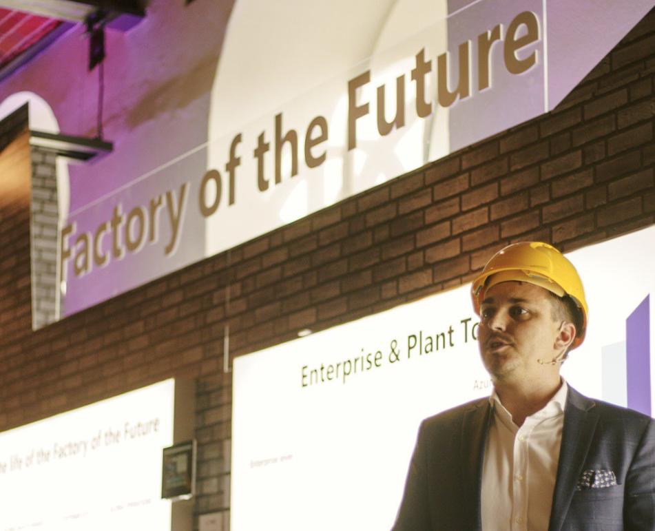 transformacja cyfrowa w sektorze produkcji
