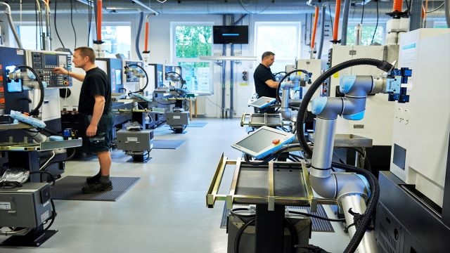 Robotyzacja w Europie Środkowo-Wschodniej i w Polsce