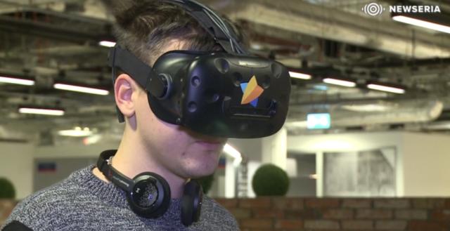 generacja gogli VR