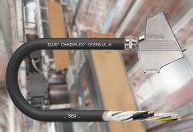 nowy przewód igus do silników SEW i Siemens