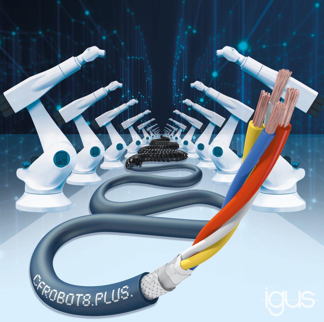 Przewód Ethernet 3D