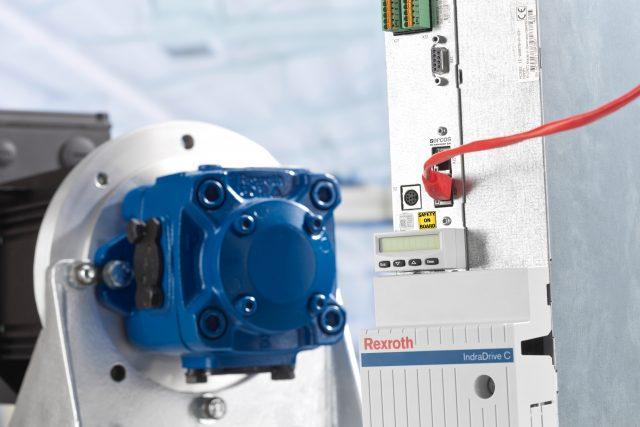 Energooszczędne napędy hydrauliczne