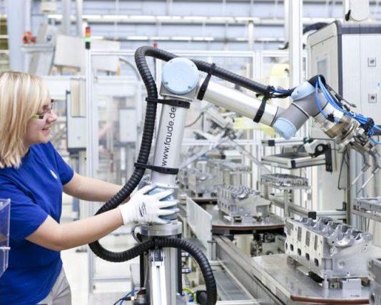 zatrudnienie w produkcji