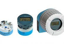 przetwornik temperatury z łączem Bluetooth