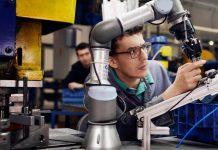 Roboty współpracujące