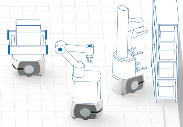 robot mobilny