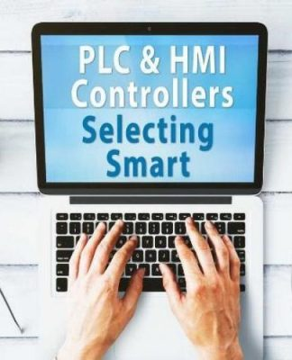 PLC z HMI