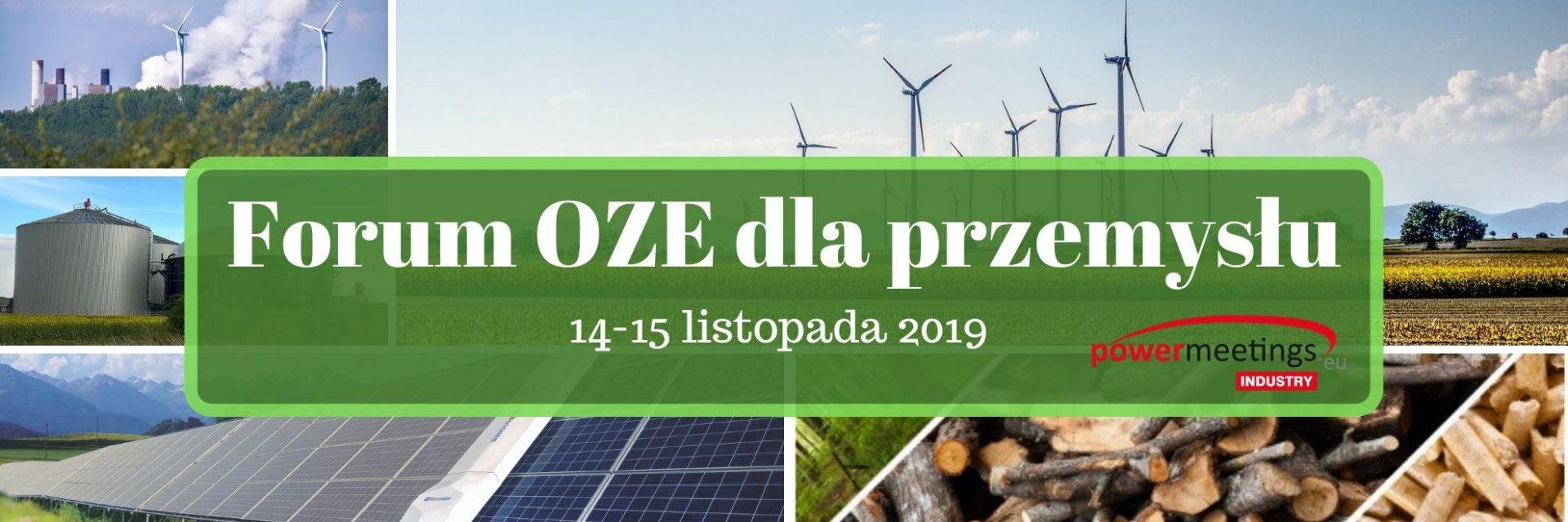 Forum OZE