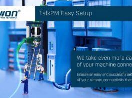 Talk2M Easy Setup
