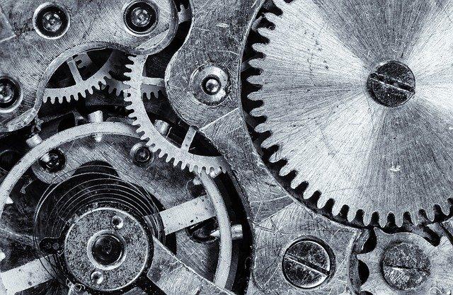 stan maszyn