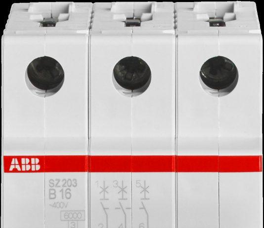 Wyłączniki nadmiarowo-prądowe
