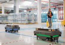 Mobile Industrial Robots:
