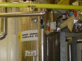 detektory amoniaku
