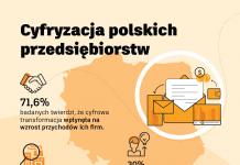 cyfryzacja polskich przedsiębiorstw