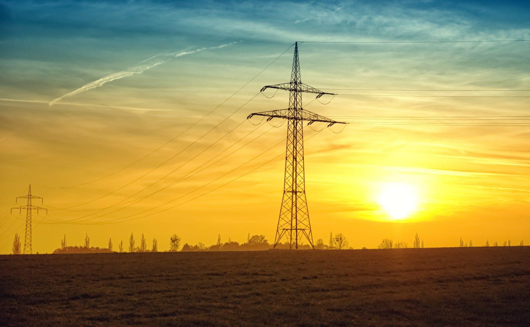 dostawy energii i gazu