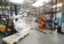 recykling robotów