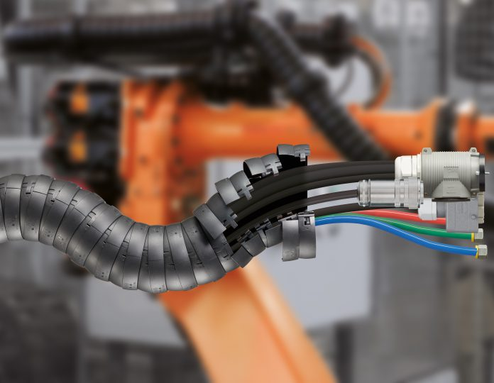 Kompletne rozwiązania do robotów spawalniczych: