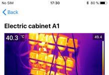Nowa, mobilna aplikacja FLIR InSite