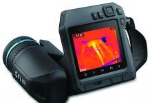 Kamery termowizyjne T530 i T540 z