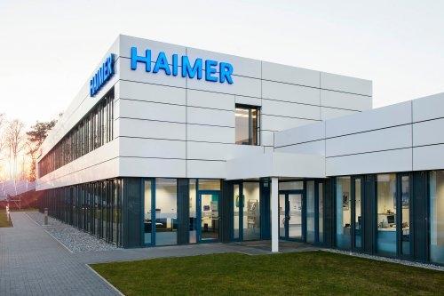 Ustawianie narzędzi z jakością HAIMER