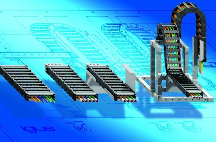 systemy e-prowadników firmy igus