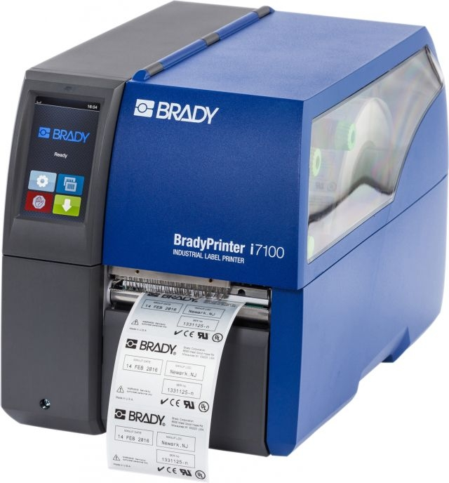 drukarka BradyPrinter i7100