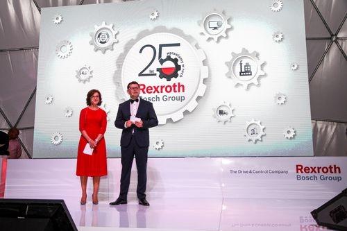 Bosch Rexroth świętuje 25-lecie