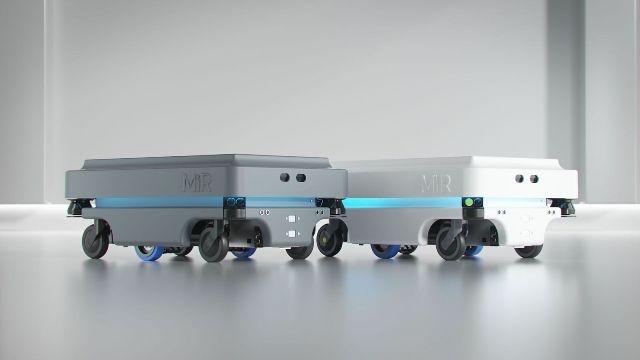 Teradyne zakupiła Mobile Industrial Robots