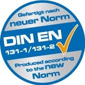 normy dla drabin PN EN 131