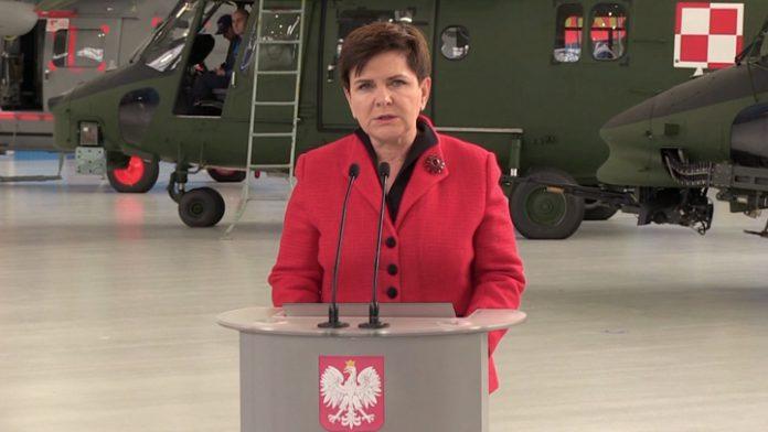 sprzęt dla polskiej armii