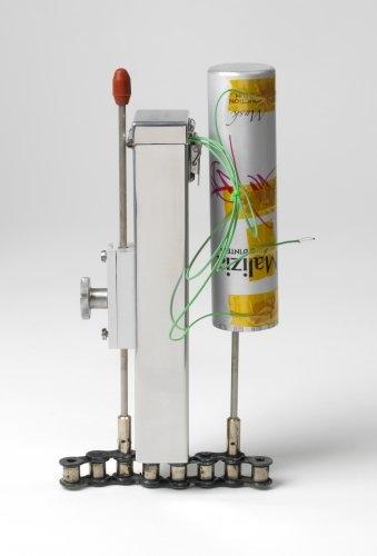 Małogabarytowy rejestrator temperatury