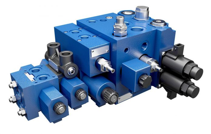Hydraulic Integrated Circut (HIC)